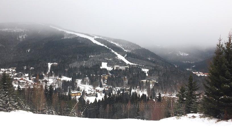 Отзыв сайта Орджо о горнолыжном курорте в Чехии Шпындлеров млин