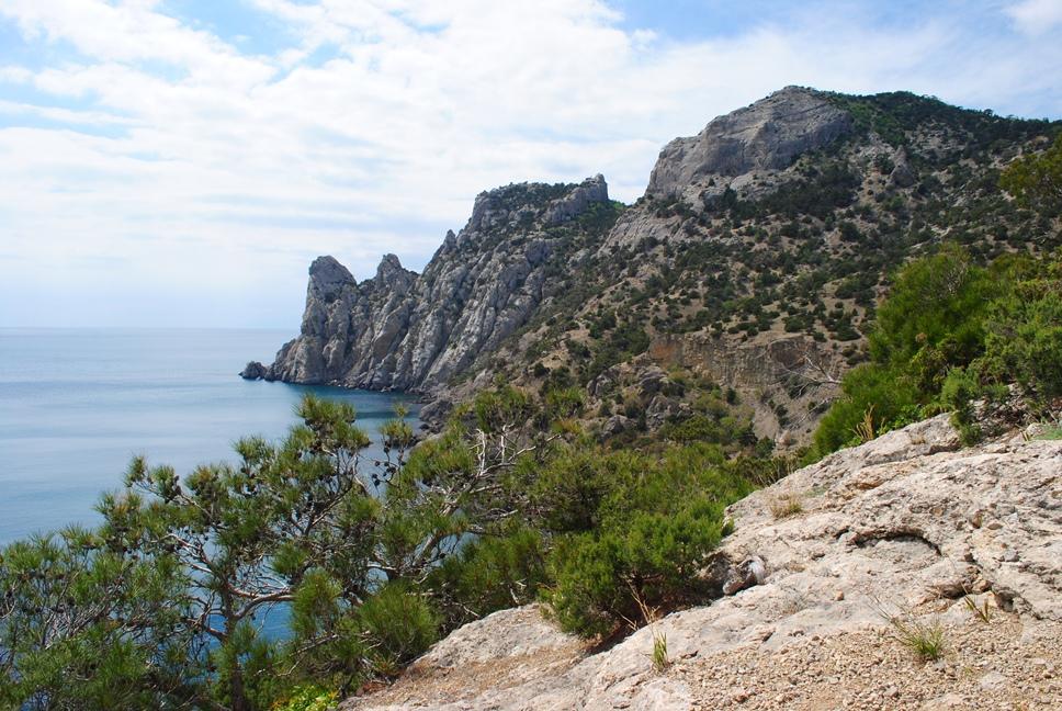 Орджоникидзе Крым экскурсии Новый Свет отзыв