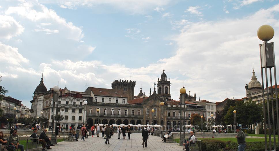 Брага Португалия отзыв сайта Орджоникидзе самостоятельные путешествия Орджо фото