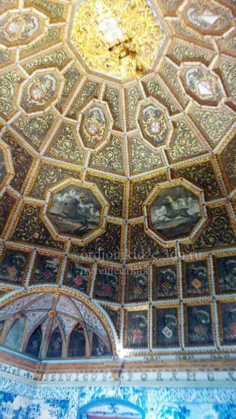 Синтра Национальный дворец Португалия отзыв сайта Орджоникидзе самостоятельные путешествия