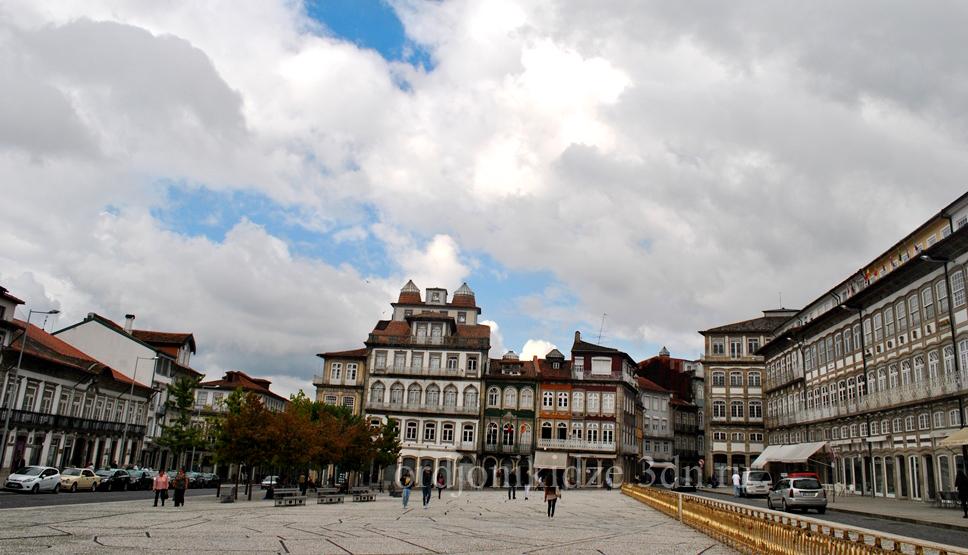 Гимарайнш Guimarães Португалия самостоятельные путешествия Орджоникидзе отзывы сайта Орджо фото отдых