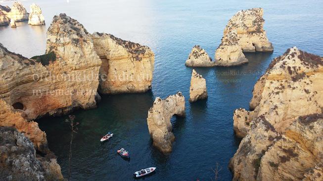 Лагуш Португалия самостоятельные путешествия сайта Орджо отдых фото Орджоникидзе