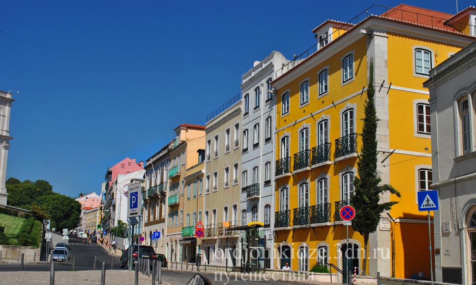 Поездка в лиссабон самостоятельно
