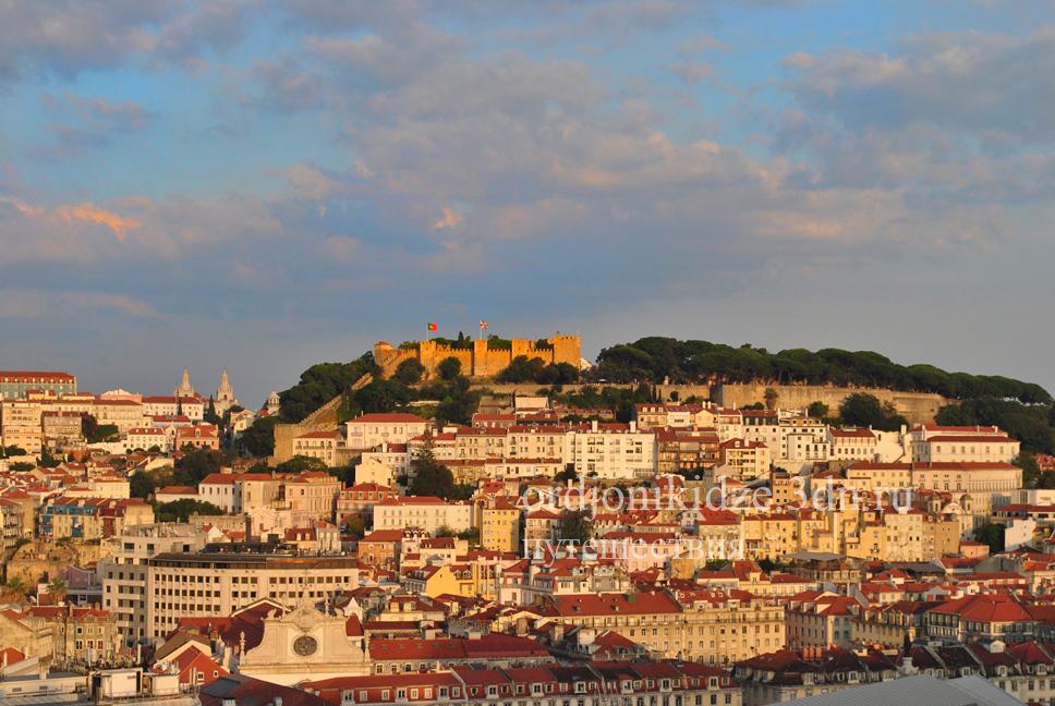 отзыв сайта Орджоникидзе о Лиссабоне самостоятельные путешествия отдых Орджо