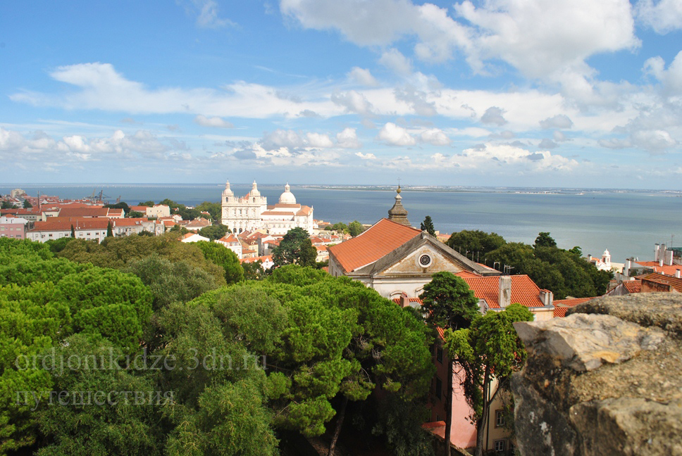 Отзыв сайта Орджоникидзе о самостоятельном путешествии в Лиссабон Португалия отдых фото Орджо