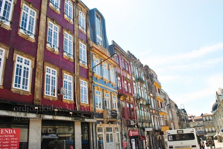 отзыв сайта Орджо о Порто Португалия самостоятельное путешествие отдых фото