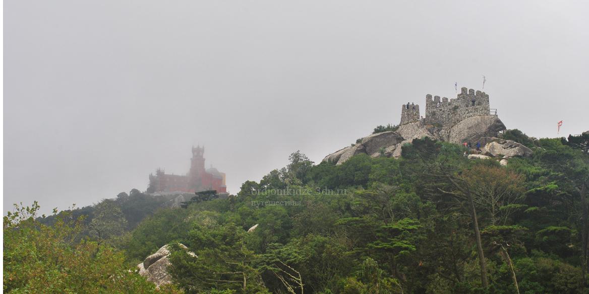 Крепость мавров Отзыв сайта Орджоникидзе Крым