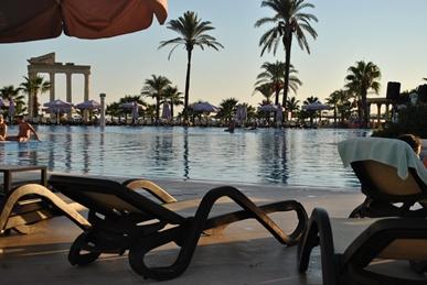 Отзыв сайта Орджо Отель Турция Белек Cesars temple de lux