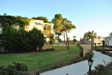 отзыв сайта Орджо о турецком отеле Cesar temple de lux