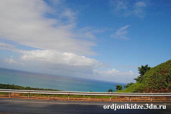 отзыв Орджо об отдыхе в Доминикане дорога на Саману